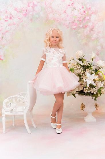 BALLERINA SHORT DRESS