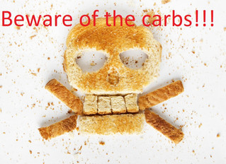 What's with all the 'carb' bashing?
