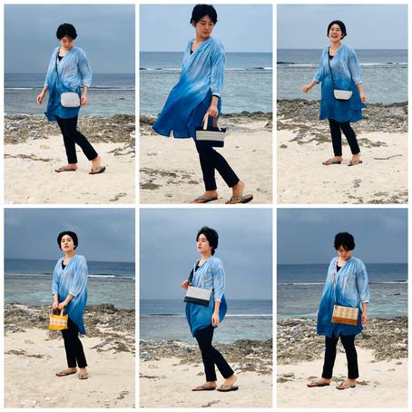島っ子モデル