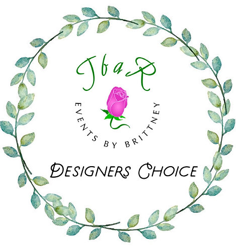 Designers Choice Arrangement Silver