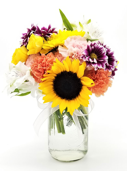 Administrative Professional Sunshine Bouquet