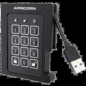 Apricorn Aegis Padlock SSD