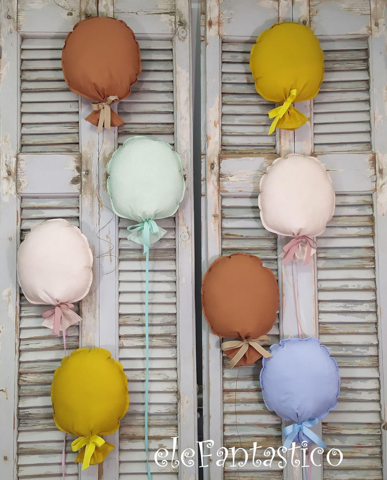 Υφασμάτινα μπαλόνια