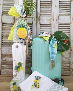 Βαπτιστικό πακέτο Tropical