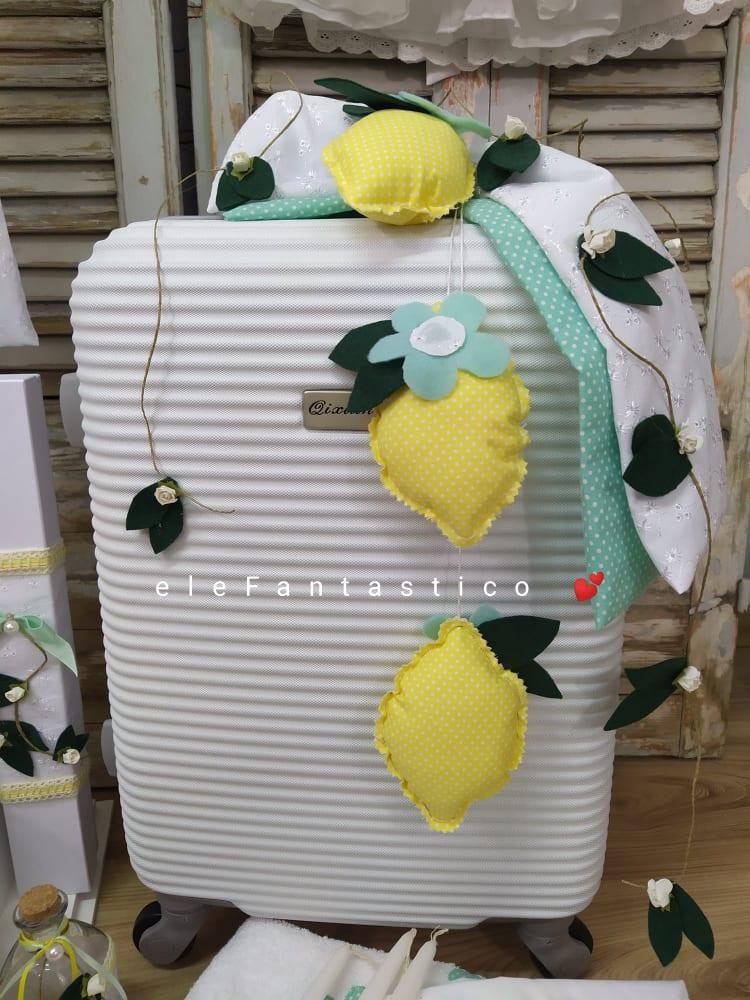Βαλίτσα λεμόνι