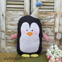 Κούκλα πιγκουίνος