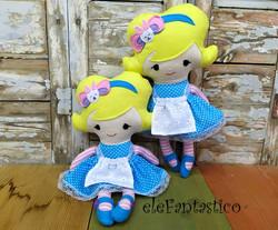 Κούκλα Alice in Wonderland