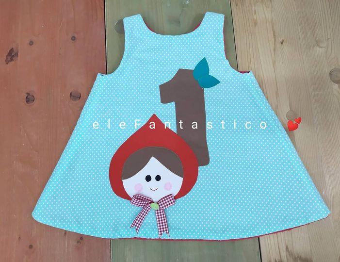 Φόρεμα Κοκκινοσκουφίτσα