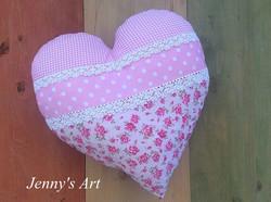 Ρομαντικο μαξιλάρι καρδιά