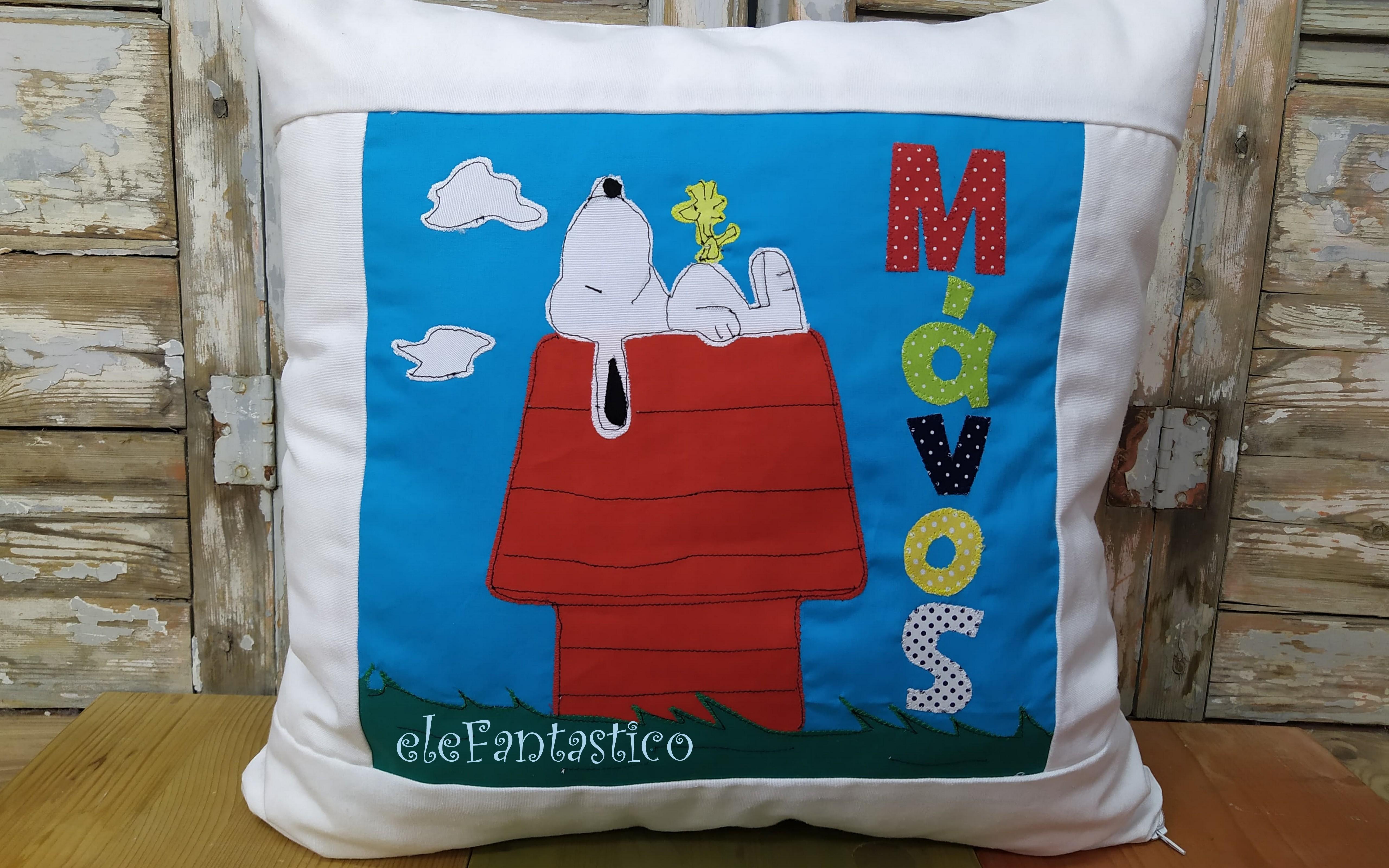 Μαξιλάρι Snoopy