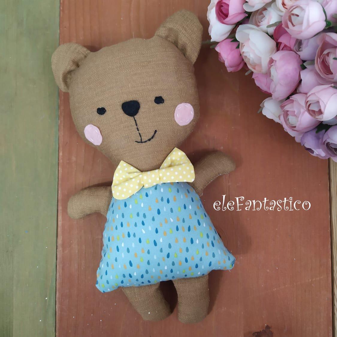 Κούκλα αρκουδάκι