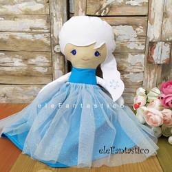 Κούκλα Elsa Frozen