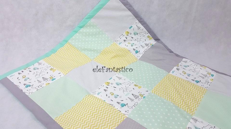 πάπλωμα patchwork