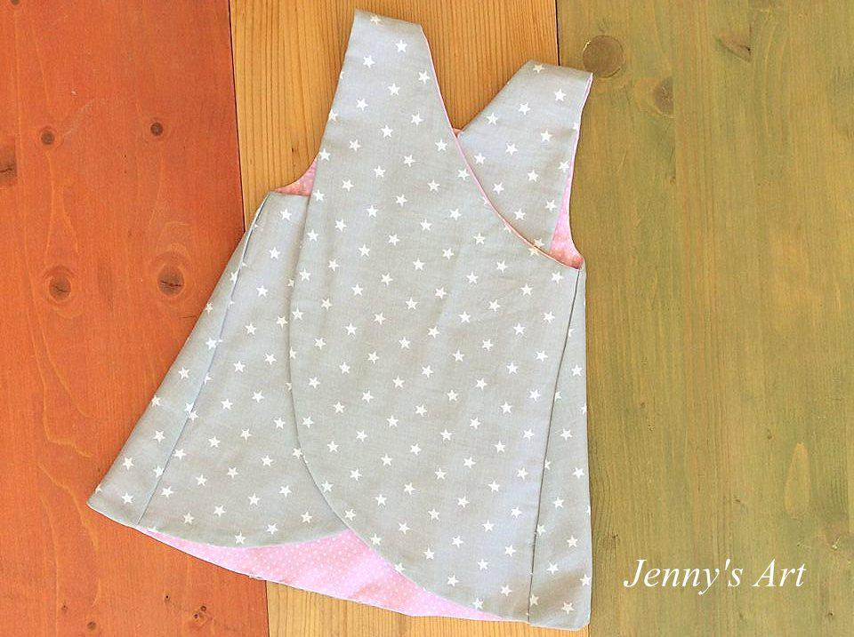 Φορεματακι διπλής όψεως