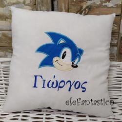 Μαξιλάρι Sonic