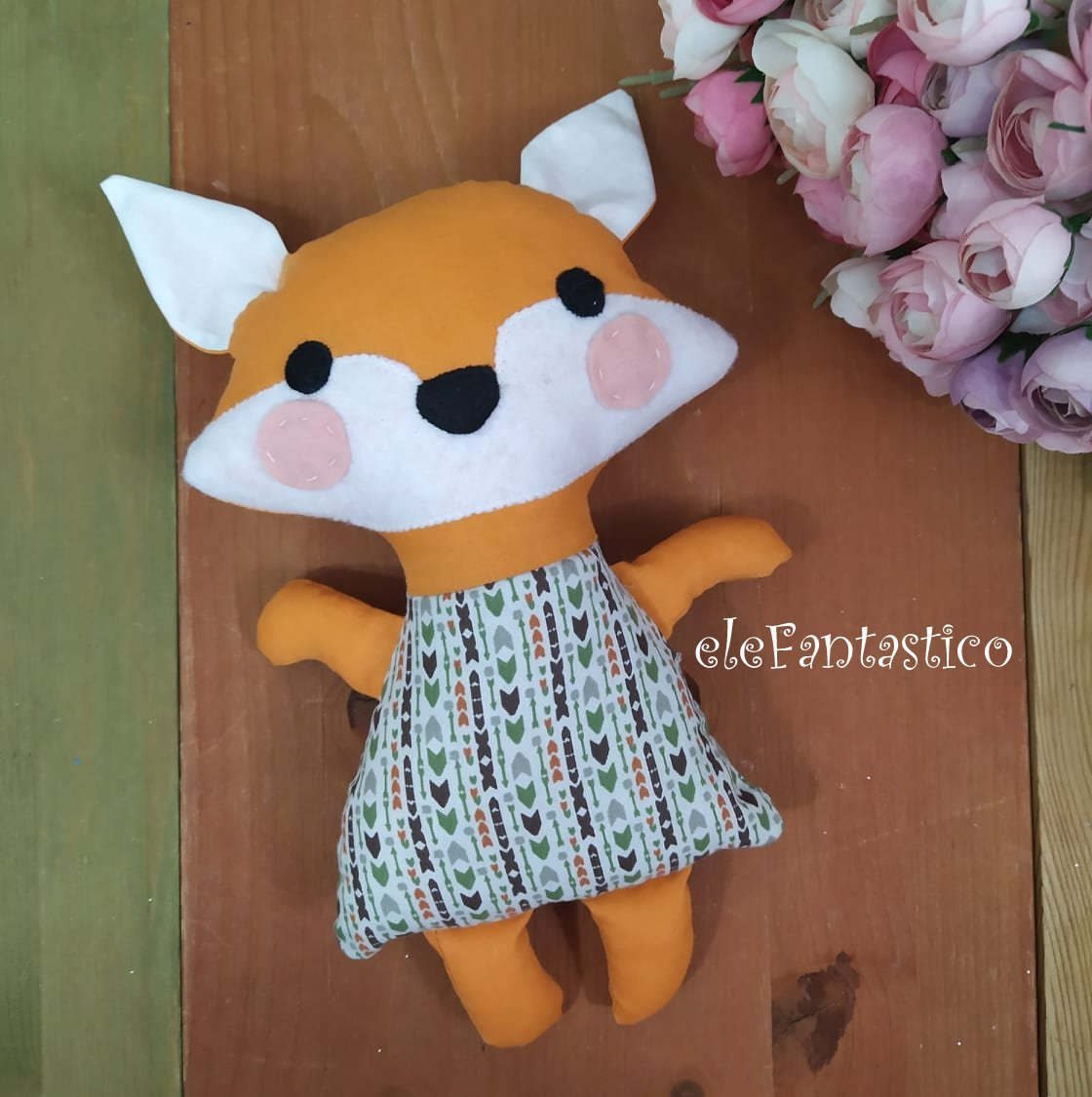 Κούκλα αλεπού