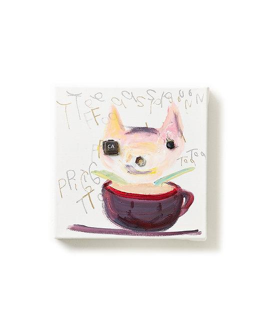 Tea spoon Pig tea