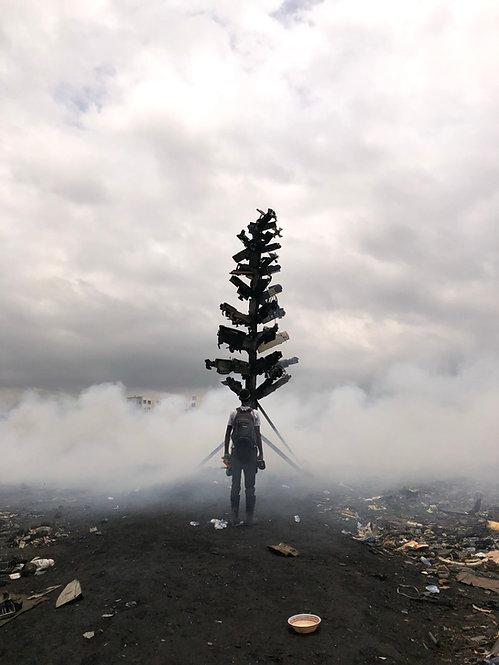 E-Waste Tree