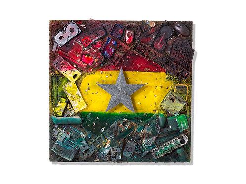 Ghana's Flag 2020