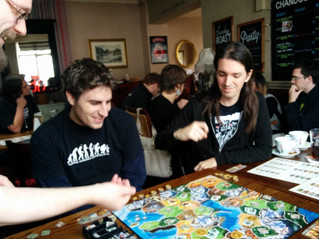 Board Gaming!