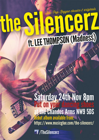 Lee Thompson & The Silenzers Return!