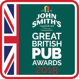 Finalist In The Great British Pub Awards 2018
