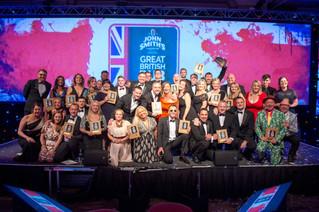 Community Pub of the Year John Smith's Great British Pub Awards.