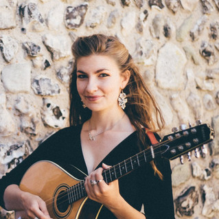 Rosie Hodgson at Colindale Folk Club