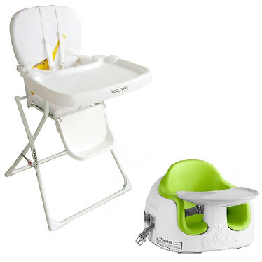 Bumbo or Budget High Chair