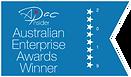 2019 Australian Enterprise Awards Logo W
