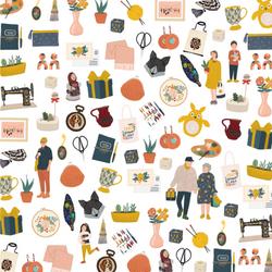 Spring Catalog Design for Esnaf