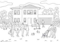 Coloring Pages for Landconnect