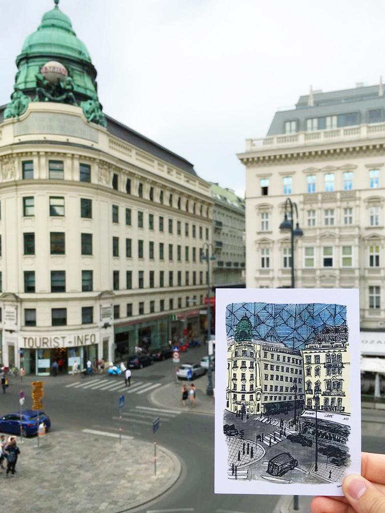Albertinaplatz Vienna