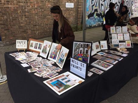 Well Street Market - E9 | London