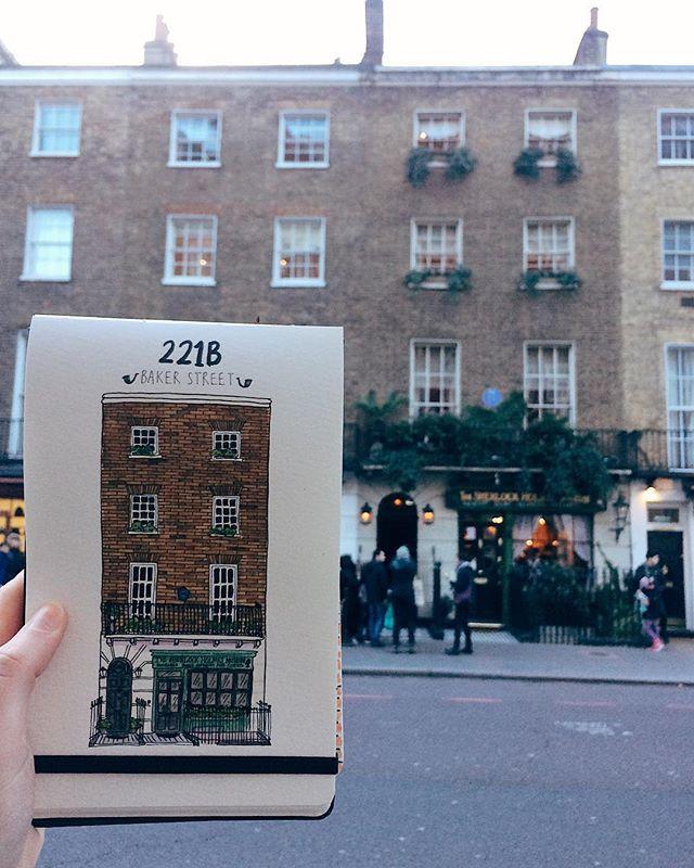 221B Baker Street / London