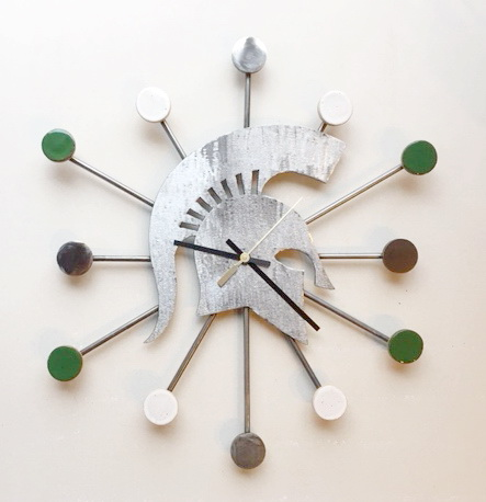 Spartan Clock