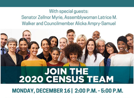 Brooklyn Census Job Fair (Brownsville)