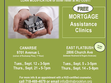 Have a Mortgage? Learn Your Options - Sept. 2017