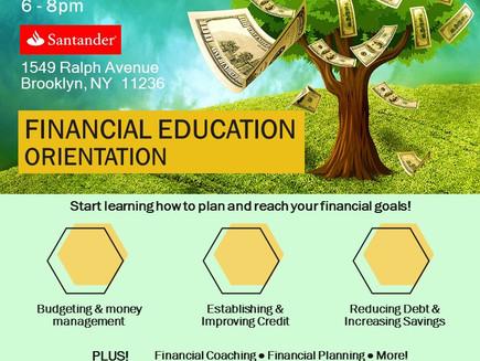 Financial Coaching: Set Goals, Plan, GO!