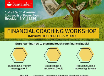 Credit and Goal-Setting Workshop (Canarsie)