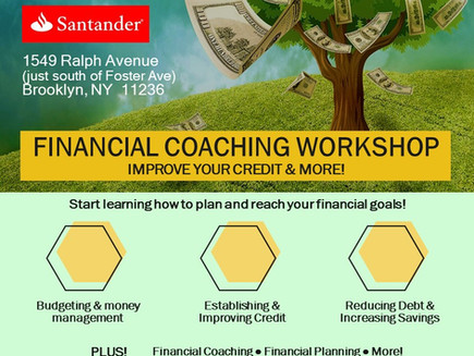 Credit and Goal-Setting Workshop (Canarsie)