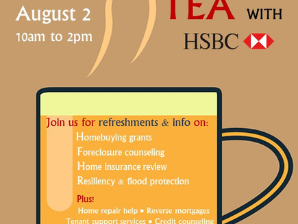 Learn About NHS Brooklyn at Tea with HSBC Event in Canarsie