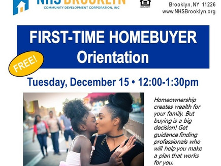 Home Buyer Education: Join Us!