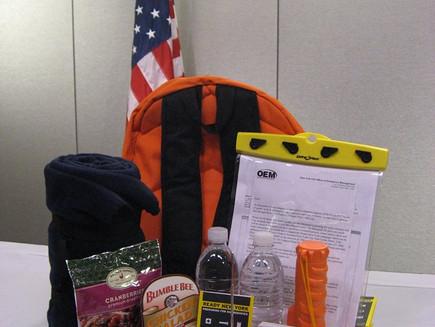 Hurricane Prep Week: Make a Go-Bag!