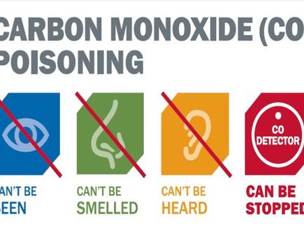 Tips for Preventing CO Poisoning