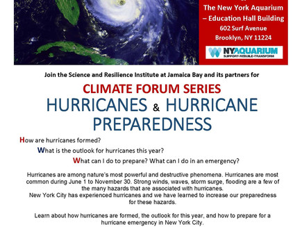 Hurricanes & Hurricane Preparedness:  Protecting Your Brooklyn Home & Family