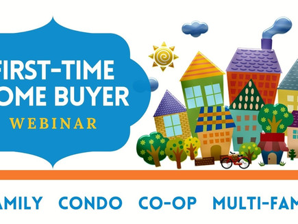 Get Ready to Buy a Home!