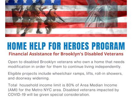 Disabled Veteran Assistance