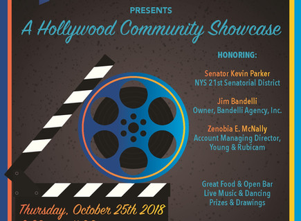 Second Annual Community Showcase Thurs., 10/25 - Join us!