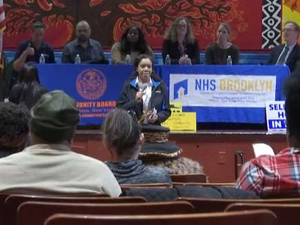Brooklyn town hall addresses housing challenges
